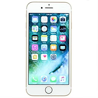 Apple iPhone 7, 128GB, Gold - Fully Unlocked (Renewed)