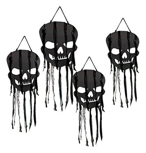Halloween Hanging Skull Decoration