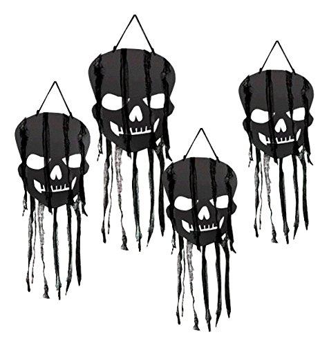 Halloween Hanging Skull Decoration -
