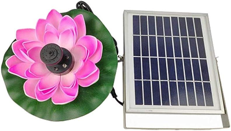 Csheng Fuente Solar Fuentes Solares para Jardin Fuente Solar para Estanque Fuente De Decoración De Piscina Al Aire Libre Bomba De Agua Solar: Amazon.es: Hogar