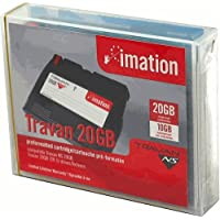 Imation Travan 20GB Data Tape Cartridge