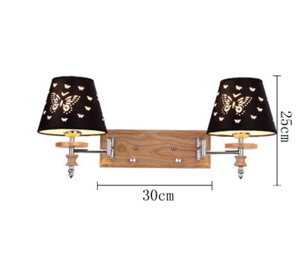 THOR-BEI Kreative Kinderzimmer Schlafzimmer Wandleuchte Amerikanischen Minimalistischen Minimalistischen Minimalistischen Spiegel Scheinwerfer Europäischen Nacht Wohnzimmer Wohnzimmer Kopf Wandleuchte LED -744Spiegellampen bddc5c
