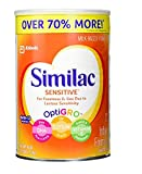 Similac Sensitive Infant Formula (40 oz.)