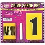 Forum Novelties Crime Scene Set