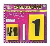 #6: Forum Novelties Crime Scene Set