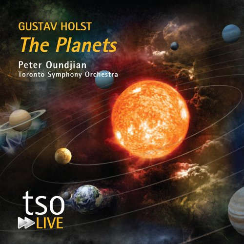 Amazon.com: Gustav Holst: The Planets: Peter Oundjian ...