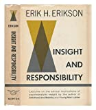 Insight and Responsibility, Erikson, Erik H., 0393010236
