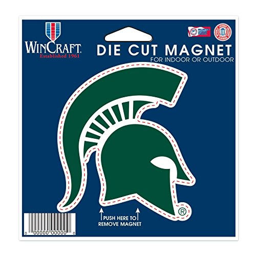 an State University Die Cut Magnet, 4.5