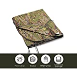 REDCAMP Large Poncho Liner Water Repellency with