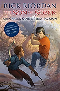 The Son of Sobek: A Disney Hyperion Short Story (Percy Jackson & Kane Chronicles Crossover (Demigods and Magicians) Book 1)