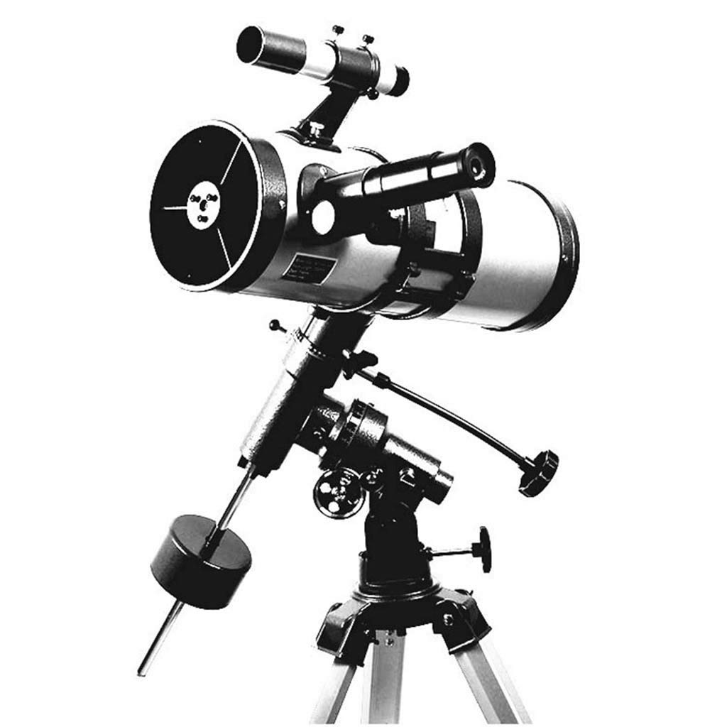New Astronomical Telescope 1000 114mm Equatorial Space Astronomical Telescope High Power Star/Month/Saturn/Jupiter by Jzmae