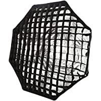 Godox Portable Octagon 80cm / 32 Only Grid Umbrella Photo Softbox Reflector for Flash Speedlight Only Grid