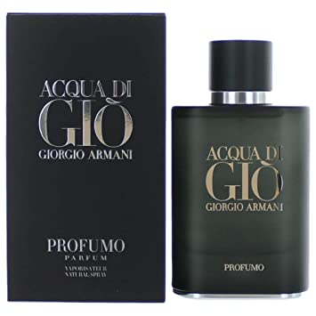 7d8a9734885d Amazon.com   Giorgio Armani Acqua Di Gio Profumo for Men Eau De Parfum  Spray