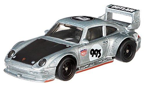 Hot Wheels Porsche 9993 GT2 Toy Vehicle (Hot Wheels Speed Demons)
