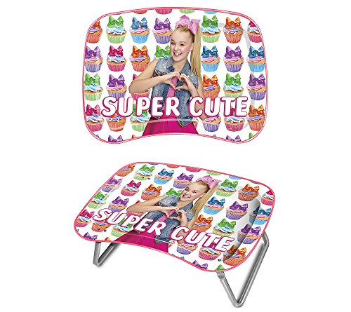 Commonwealth JoJo Siwa Snack-and-Activity - Tray Toddler Snack