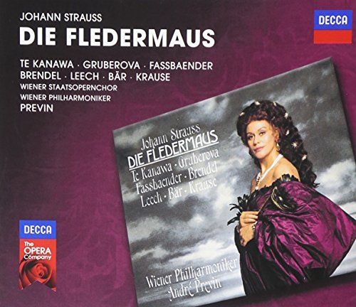 (Decca Opera: Johann Strauss: Die Fledermaus [2)