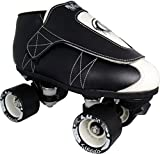 Vanilla Jr. Tuxedo Quad Speed Roller Jam Skates (Mens 8 / Ladies 8)