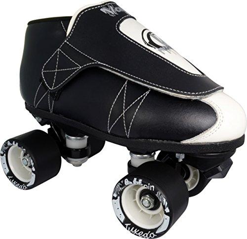 Vanilla Jr. Tuxedo Quad Speed Roller Jam Skates (Mens 8 / Ladies 8) by VNLA
