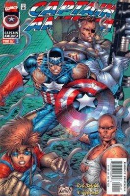 (Captain America #5