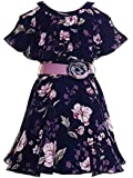 Naughty Ninos Rayon Pleated Dress Girls' Dresses & Jumpsuits at amazon