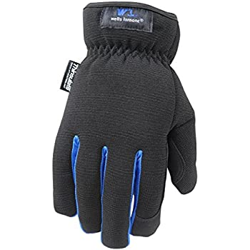 Men's Hi Dexterity Winter Gloves, 40-gram Thinsulate