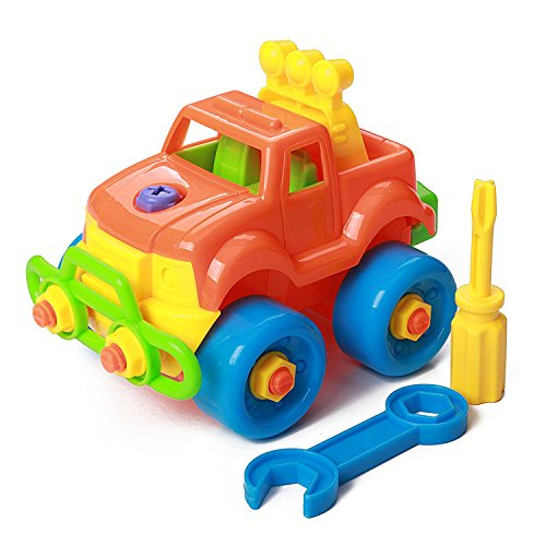 Building Assembled Toys Develop Learning Fun Build A Train Kids Children's Educational Toy With Clamp & Screwdriver - Location Current Best Buy Near