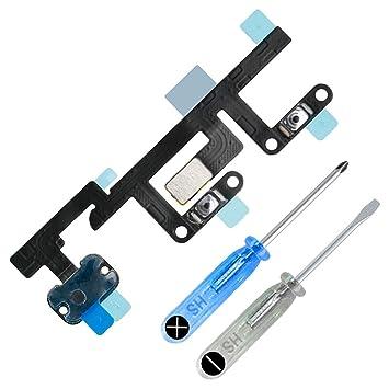 MMOBIEL Reemplazo para Cable Flexible de botón de Volumen para ...