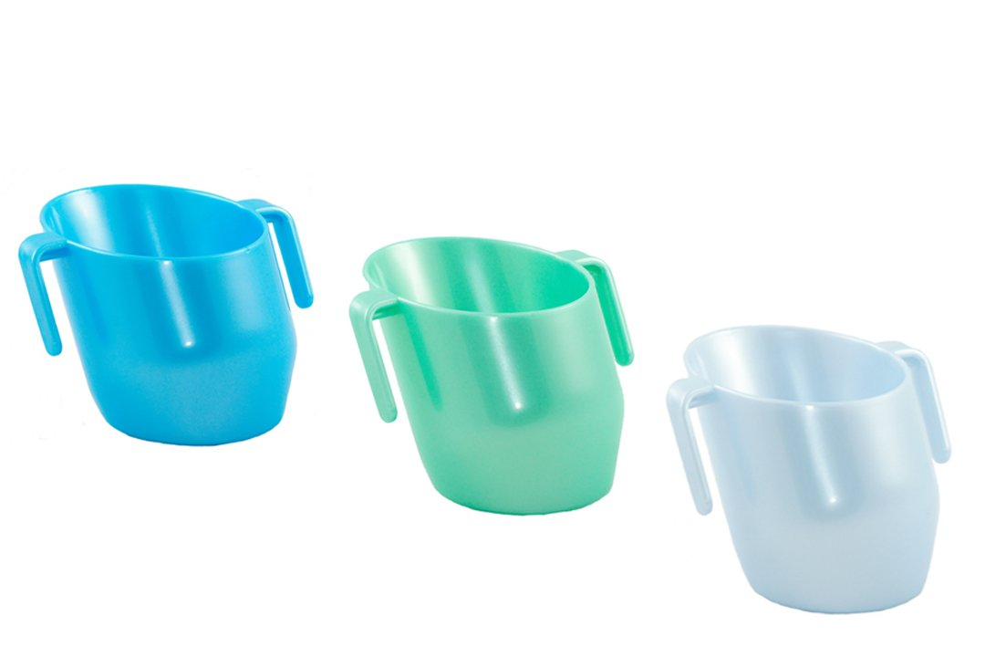 Doidy Cup - Arctic Pearl, Azure Blue Pearl & Mint Pearl *3 ITEM BUNDLE* (Versand aus UK)