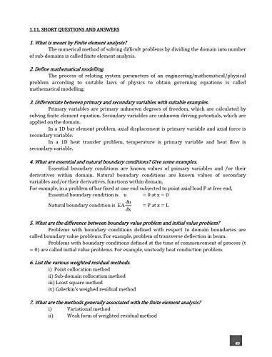 Buy Finite Element Analysis, Lakshmanamoorthy S K Book Online at Low