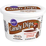 Wilton Candy Dips, Light Cocoa