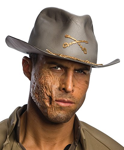 Rubie's Costume Co Men's Jonah Hex Deluxe Hat, Multi, One Size