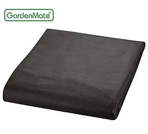 Gardenmate 2m x 5m malla geotextil para suelo de tela no for Tela geotextil para jardines