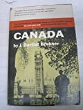 Front cover for the book Canada, a modern history by John Bartlet Brebner