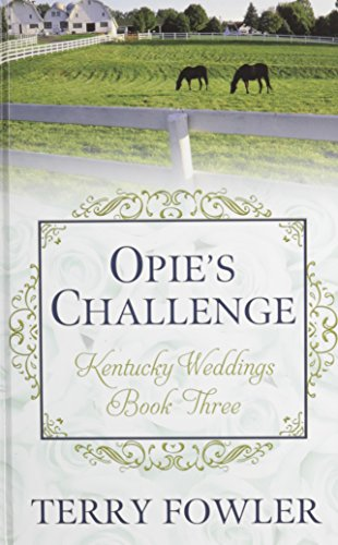 book cover of Opie\'s Challenge