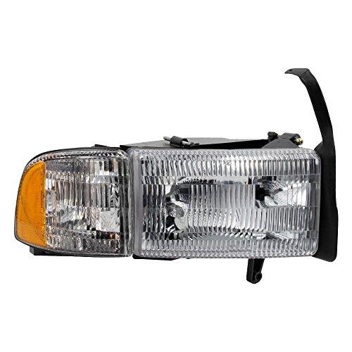 Xtune HD-JH-DR94-OE-R Headlight