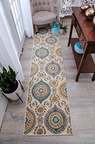Foyer Rugs And Runners : Amazon runners rugs feet long modern foyer