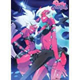 Panty and Stocking Demon Sisters Transformation Wall Scroll