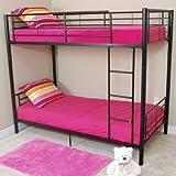 Best Walker Edison Bunk Beds - Walker Edison WLK1117 Sunset Twin/Twin Bunk Bed in Review