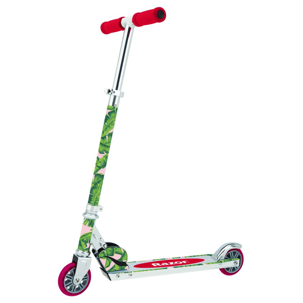 MightySkins Skin Compatible with Razor A Kick Scooter - Jungle Glam | Protective, Durable, and Unique Vinyl Decal wrap Cover | Easy to Apply, Remove, and Change Styles | Made in The USA by MightySkins