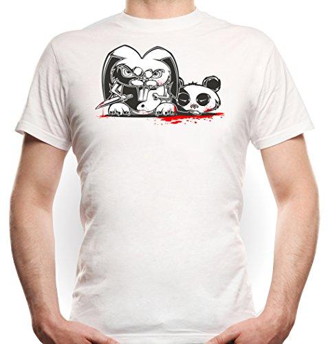 Veggie Killer T-Shirt White Certified Freak