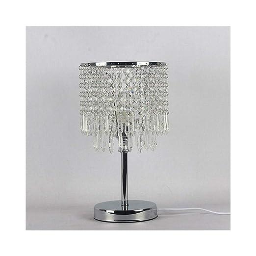 de KYS Lámpara de moderno Cristal Diseño cristal mesa S5qjLc3A4R