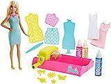 Barbie Crayola Color Magic Station Doll & Playset, Blonde
