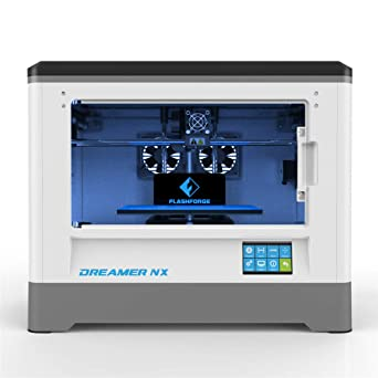 Flashforge Impresora 3D Dreamer NX Impresora de extrusora única ...