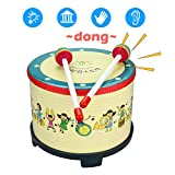 Hanbaili Korean Drum Durable Hand Drum with