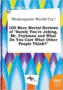 surely you re joking mr feynman pdf free download