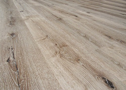 DriCore Waterproof WPC Engineered Flooring 6.6mm (Sample, Arctic Oak) - Congoleum Vinyl Flooring