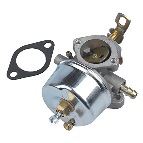 HIPA Carburetor Carb with Mounting Gasket for Tecumseh 632334 632334A 7hp 8hp 9hp HM70 HM80 HMSK80 HMSK90 Snow Blower King Engine