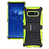 Galaxy Note 8 Stand Case, HLCT Dual Layer
