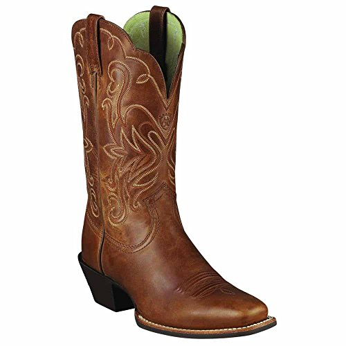 Ariat Kvinna Legend Western Cowboy Boot Brown