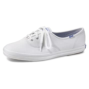 9c0e18fdc1 Tenis Keds Champion Woman Leather Kd102256 Couro - Branco 34  Amazon ...